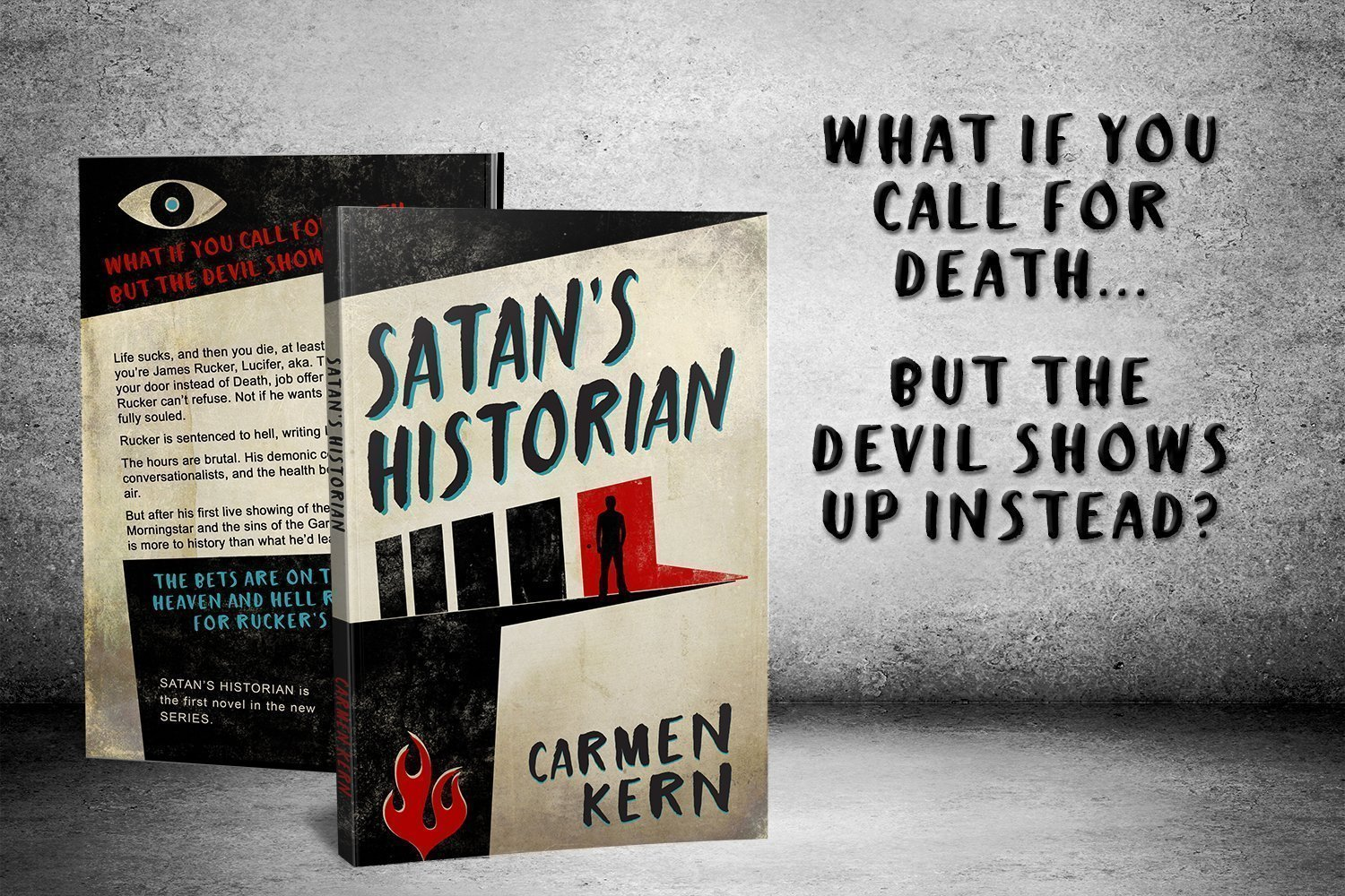 What if you call for death, but the devil shows up instead?