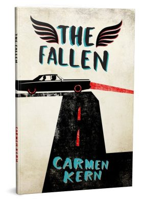 Cover for The Fallen, Book #3 of the Lucifer Chronicles