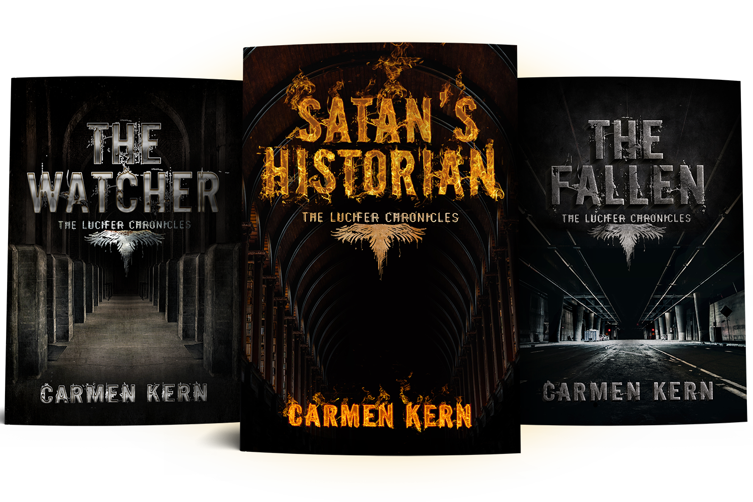 The Lucifer Chronicles Trilogy
