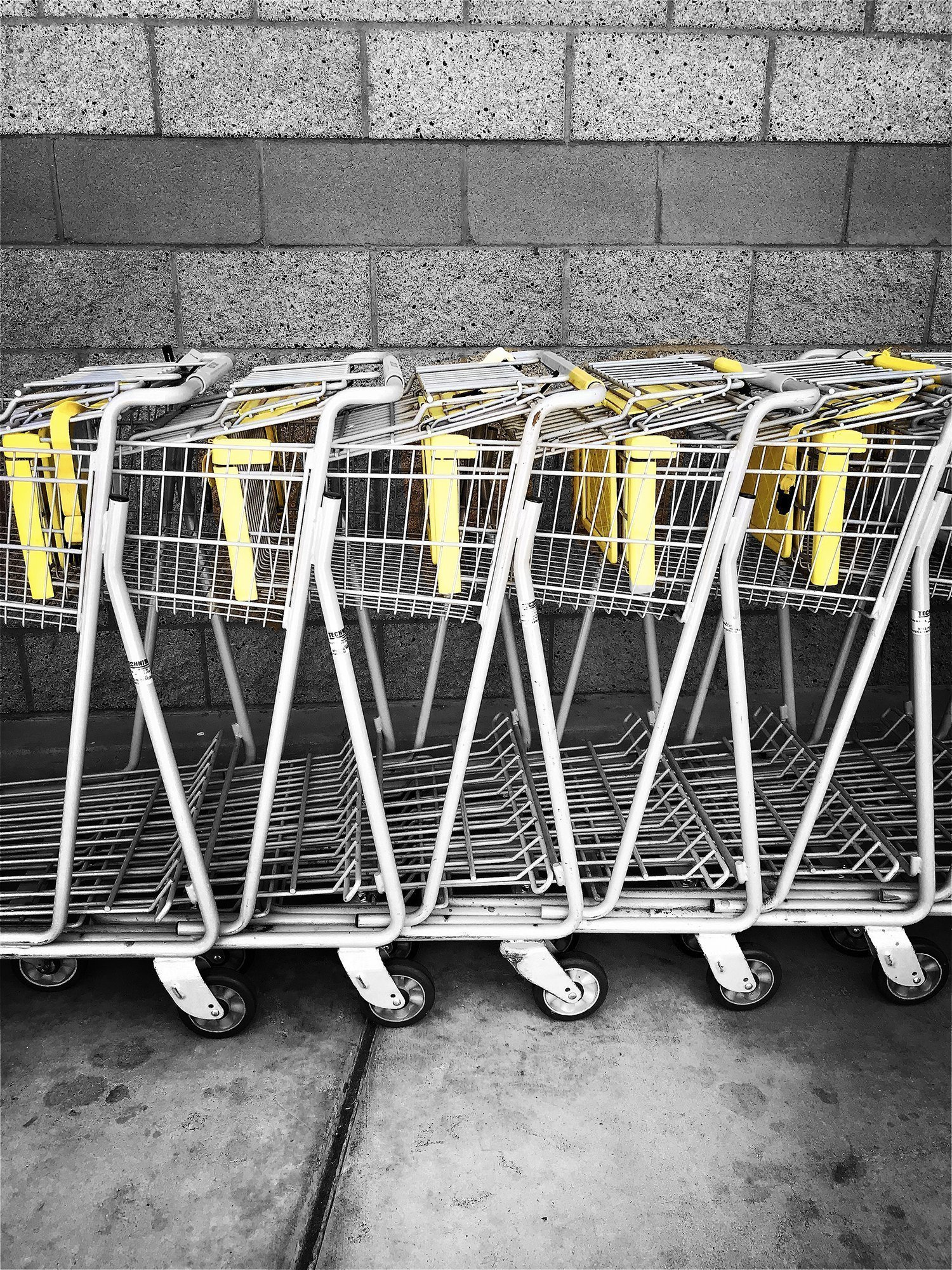 Life of a Shopping Cart